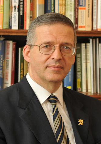 Biography of John Horvat II, scholar, researcher, educator, international speaker, and author of Return to Order