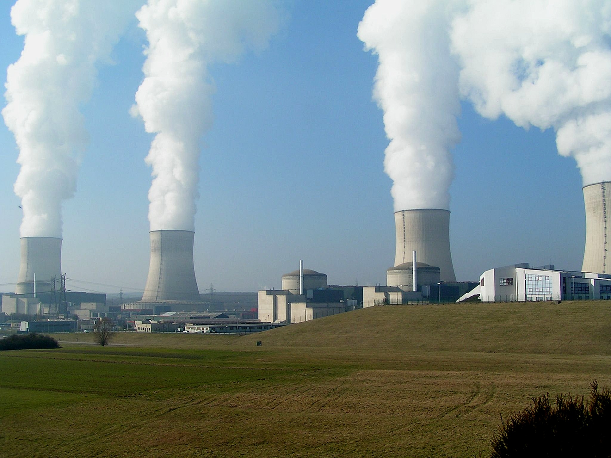 Nuclear_Power_Plant_Cattenom What Is Meant By An Inorganic Society?