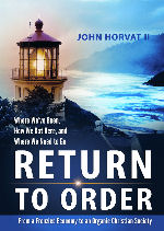 Free Chapter of Return to Order