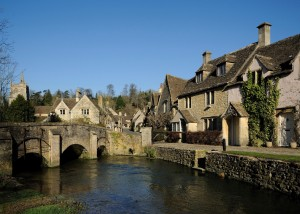 Castle_combe_river-300x214 Sunday is a Day of Rest Isn't It?
