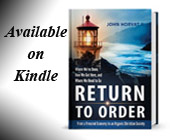 Our Christmas Gift: a Free Kindle copy of Return to Order