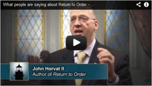 Return to Order Video Now with Spanish