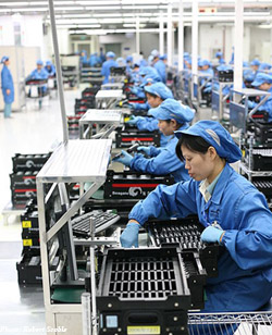 chinese_factory The World Is Not Flat