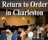 Return to Order in Charleston