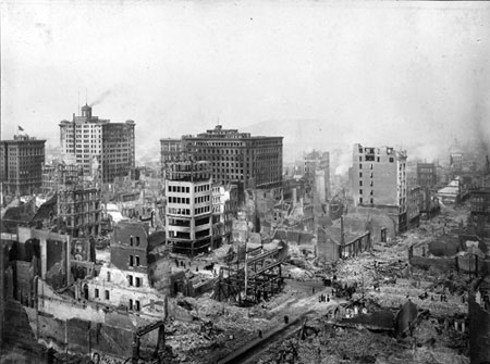 San_Francisco_Earthquake What Makes Cities Die?