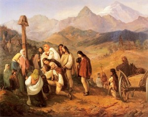 "Pogrzeb_gorala-300x238 Finding the Right Way in a ""Way of the Cross"" Society"