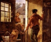 448px-Drolling,_Michel_-_Alms_to_the_Poor_-_19th_c