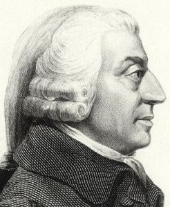 economist Adam Smith Did Not Invent Economics