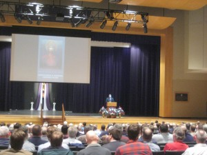 'Return to Order' at Harrisburg Conference