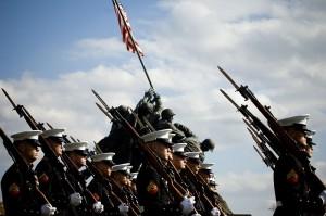 Marines War Memorial
