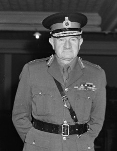Field Marshal William Slim 1950