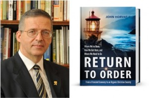 Return to Order Featured on NPR's Good Books Radio Show