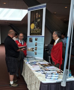 Authors at Pittsburgh Catholic Men's Conference