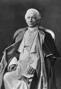 Apostolic Letter of Pope Leo XIII