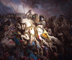 Crusades Battle
