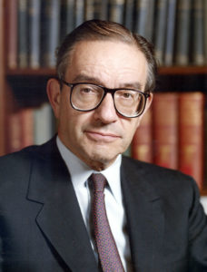 Alan_Greenspan_color_photo_portrait-228x300 When Greenspan Speaks, Shouldn't Someone Be Listening?