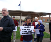 Standing Against Satan in Portland After School Club