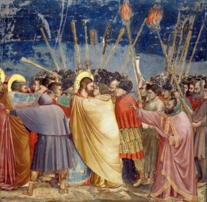 Giotto_-_Scrovegni_-_-31-_-_Kiss_of_Judas-300x292 Why Catholics Cannot be Silent about Scorsese's 'Silence'