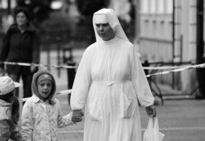 Nun-in-habit-e1485378295868-300x207 Those Who Pray for Us and Move the World