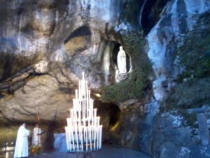 On a Pilgrimage of Desolation and Growth at Lourdes