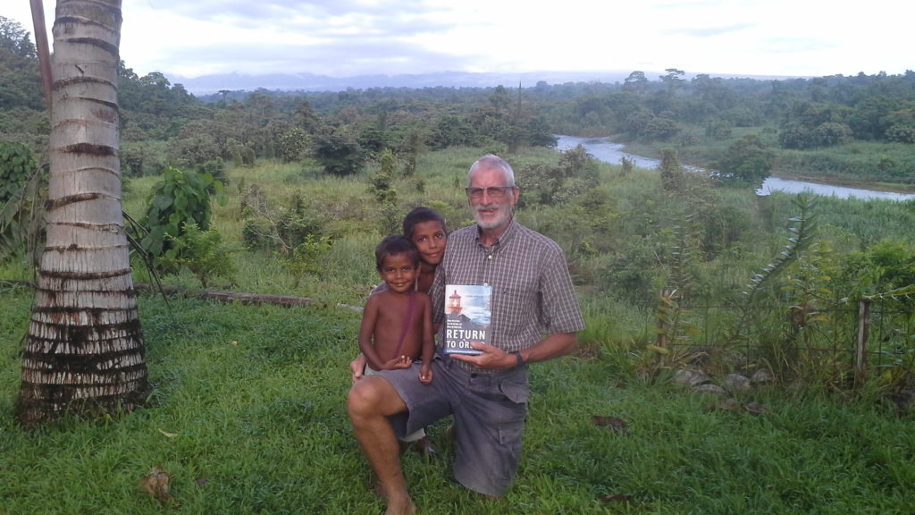 This is How My Book Got Jungle Delivered to Papua-New Guinea