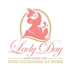 "Lady-Day-HANDOVER-logo-300x300 Lady Day, March 8th — ""Pure Goodness at Work!"""