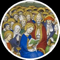 medieval_saints The Middle Ages Portal