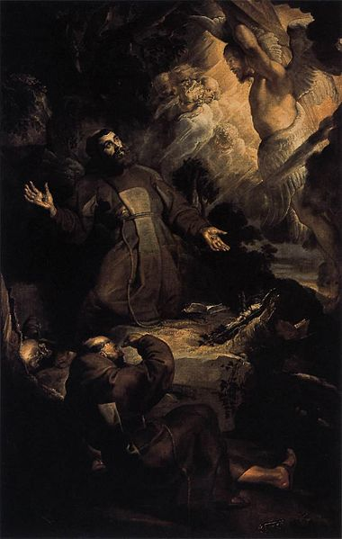 380px-Peter_Paul_Rubens_-_The_Stigmatization_of_St_Francis He Chose a Greater Chivalry: St. Francis of Assisi (Part 4)