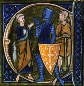 A Look at Simple Medieval Solutions to Complicated Problems