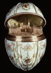 House_of_Fabergé_-_Gatchina_Palace_Egg_-_Walters_44500_-_Open_View_B-212x300 Civilization in an Egg