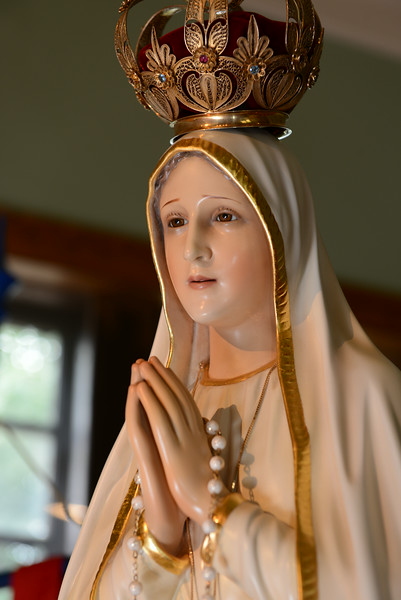 Our-Lady-of-Fatima How Our Lady Granted Victory at Lepanto
