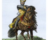 Return to Order El Cid demands an oath from King Alfonso prior to giving his allegiance