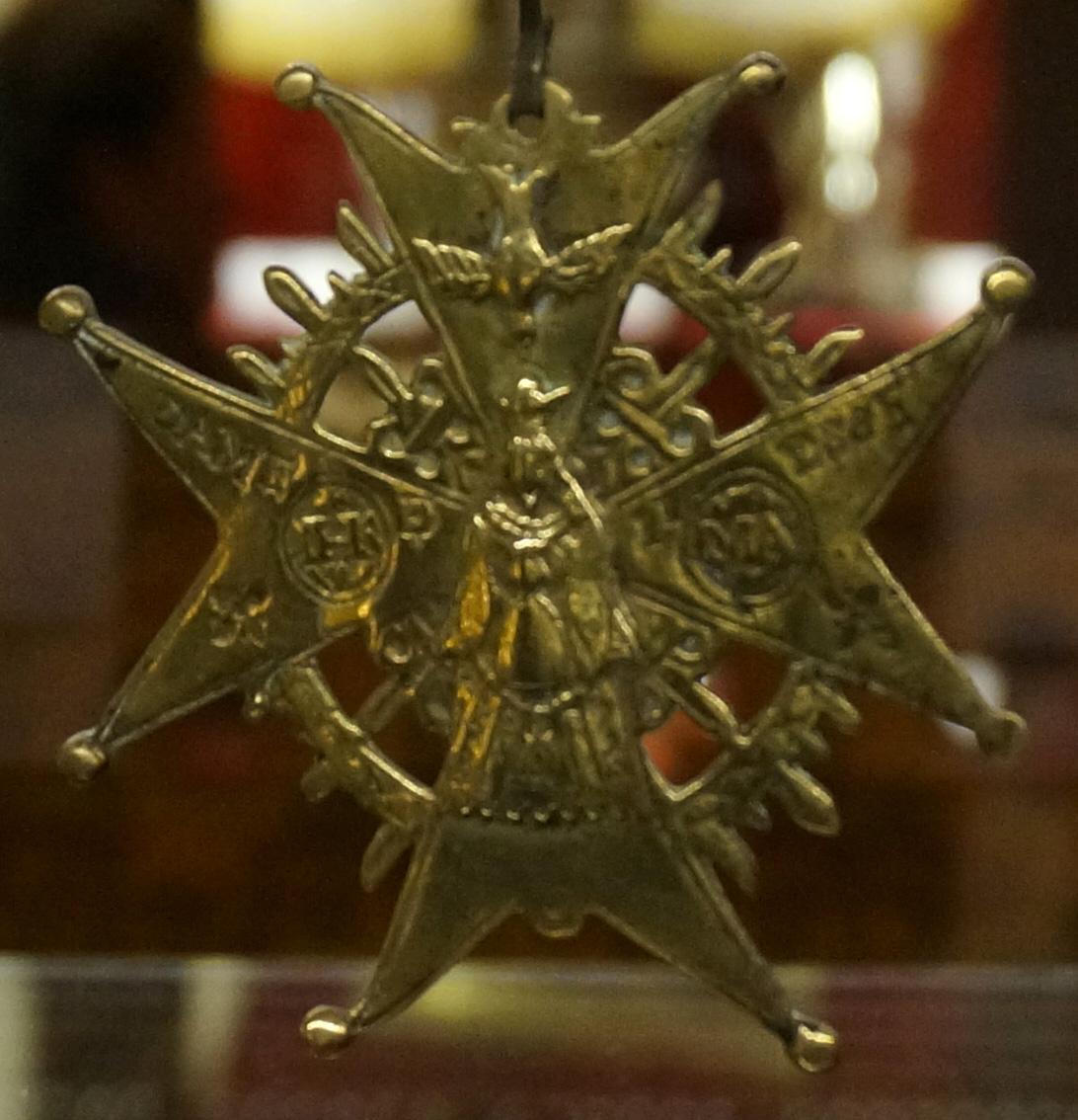 Croix_de_confrérie_Notre_Dame_de_Liesse_02169 Our Lady of Joy