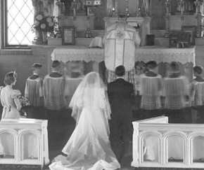 Catholic Wedding Traditions.The Enduring Catholic Wedding Practices That Modernity Could