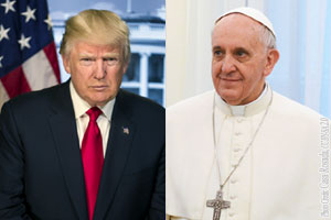 The Three Crucial Issues at the Pope-Trump Meeting
