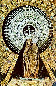 our_lady_of_pilar The First Apparitions of Our Lady