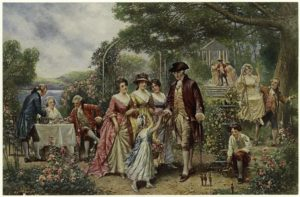 Washingtons-Garden-300x197 Why Can't Americans Enjoy Life?