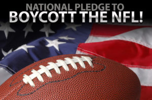 NFL Boycott Will Continue Until Anthem is 'Properly Honored Again'