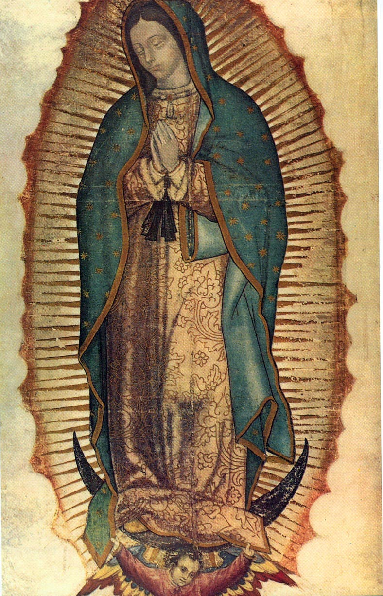 Virgen_de_guadalupe1 How Our Lady Granted Victory at Lepanto