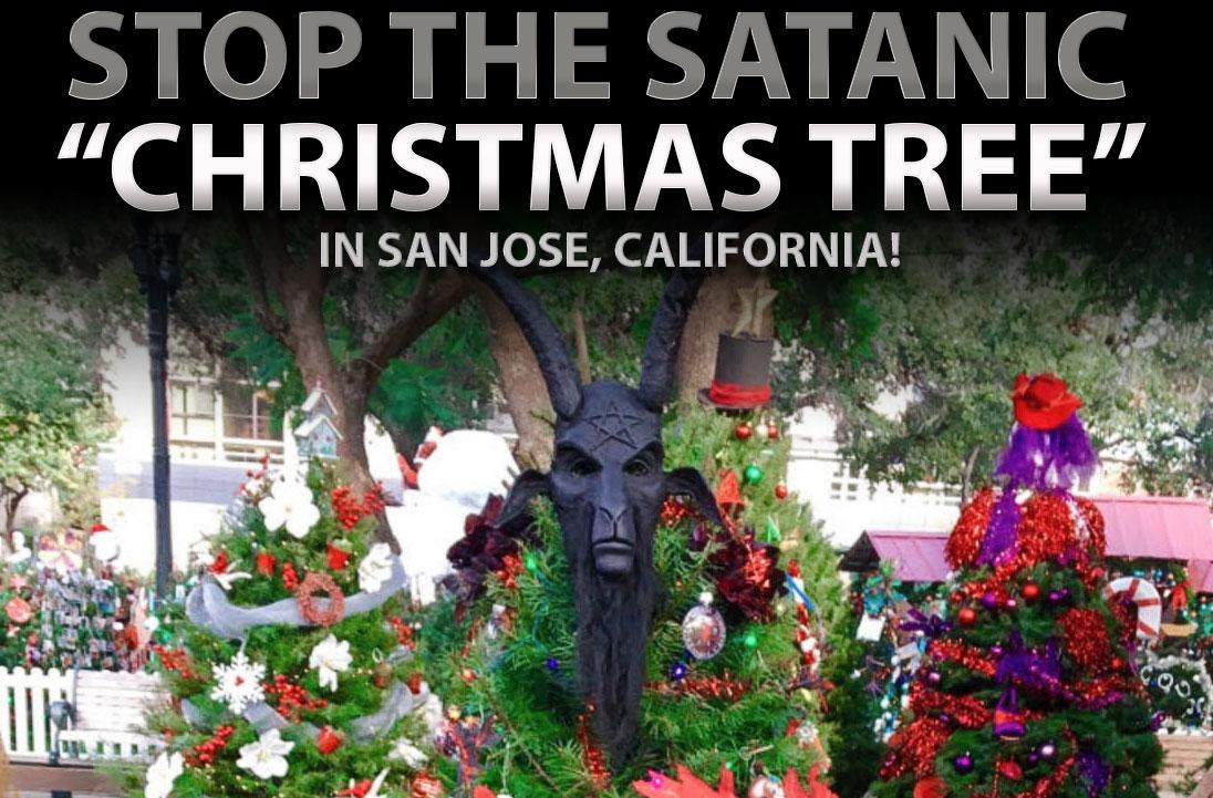 """An Anti-Christ """"Christmas"""""""