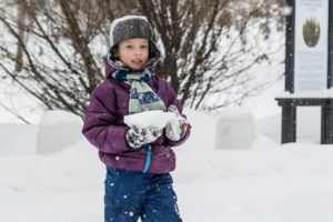 Teaching Children Not to Come in From the Cold