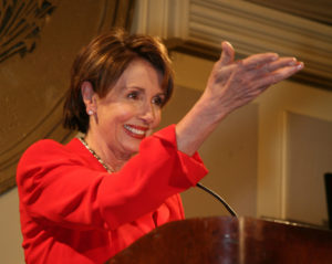 Nancy Pelosi's Rosary