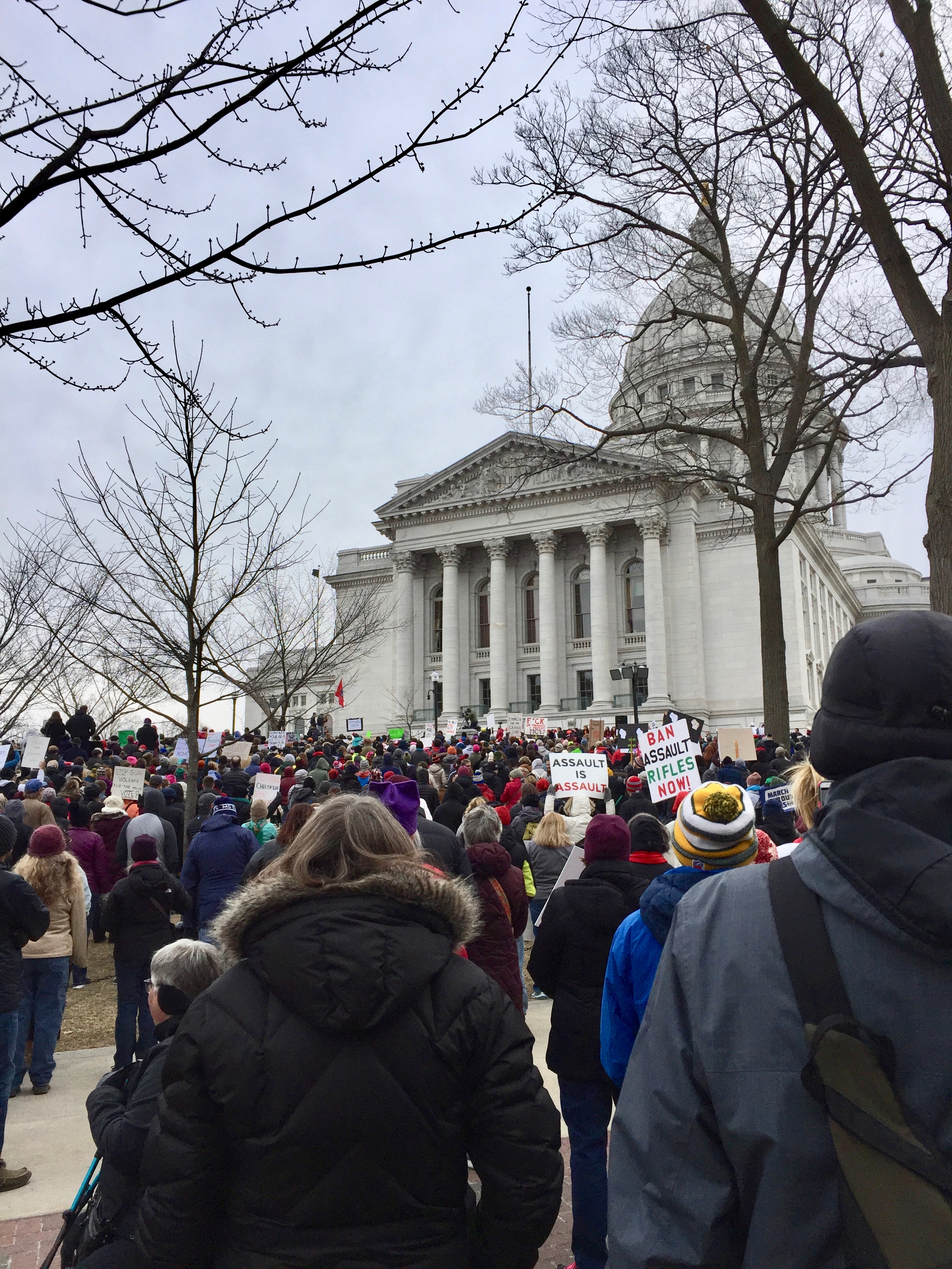 March_for_Our_Lives_2018_in_Madison Baby Boomer Gives Gun Protesters Something to Think About