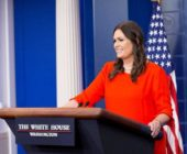Return to Order Sarah Sanders Turns the Other Cheek at The Red Hen