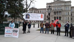 20181222_110814-300x169 When Catholics said NO to Satan at Michigan State Capitol