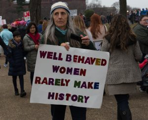 M6A_2715-300x243 Women's March Feminists Brawl Over Who is More Equal