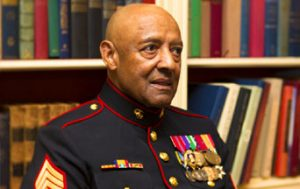 To Really Live You Must Nearly Die: Sgt. Maj. John Canley