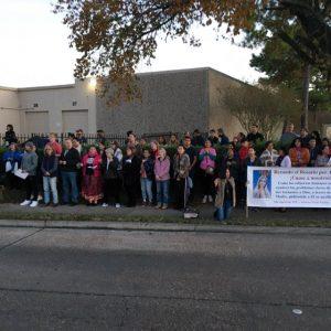 Catholics Mobilize for Huge Protest Against Black Mass in Houston