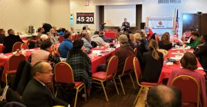 Can You Sponsor a Return to Order Speaking Event? Report on Talks in Queens and Delaware
