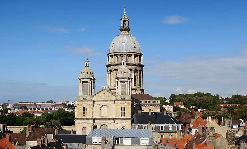 Our Lady of the Grand Return: A Story of Hope for our Times - The shrine of Our Lady of Boulogne-sur-Mer